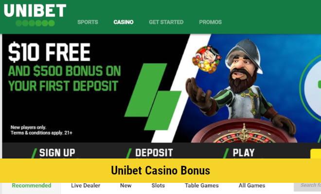 unibet casino bonus nj
