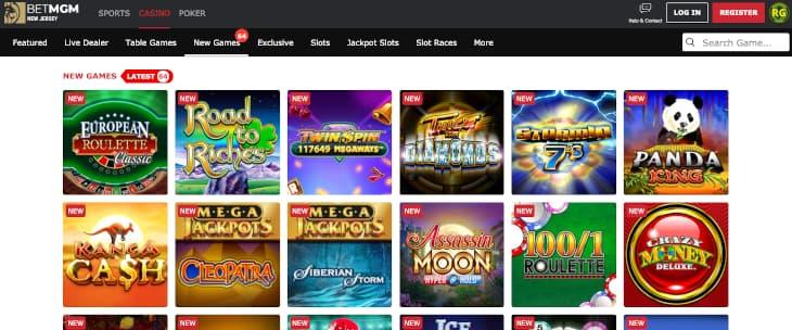 BetMGM Casino Bonus Review NJ