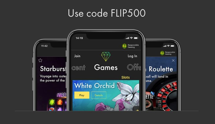 Use Bet365 bonus code FLIP500