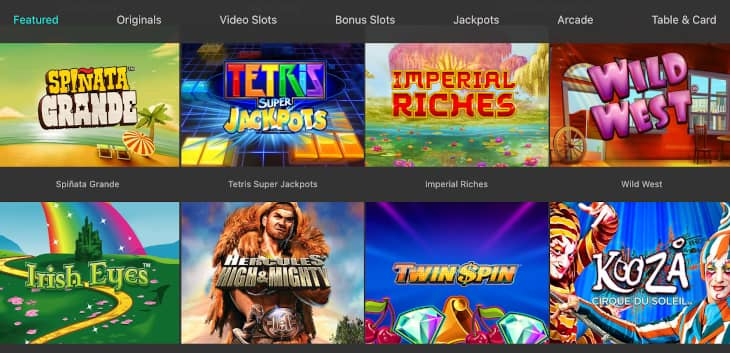 Casino review: Bet365