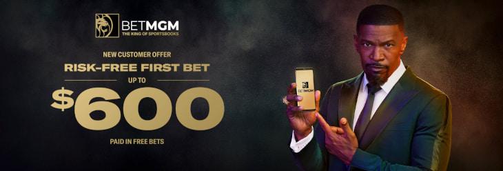 BetMGM NJ risk-free bet