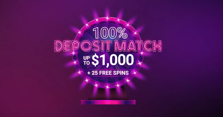 Party Casino welcome bonus in NJ