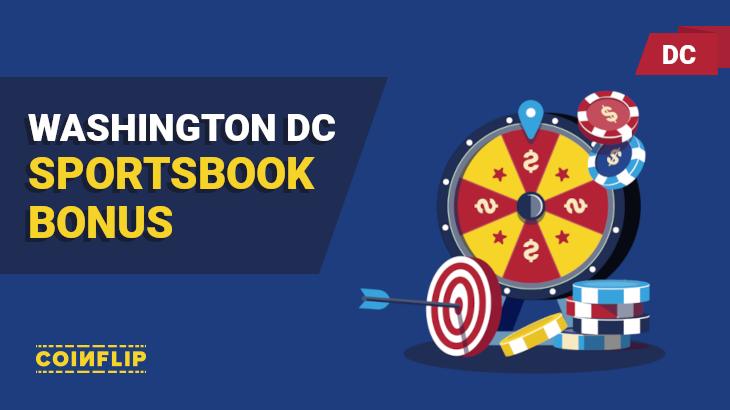 DC sportsbook bonus