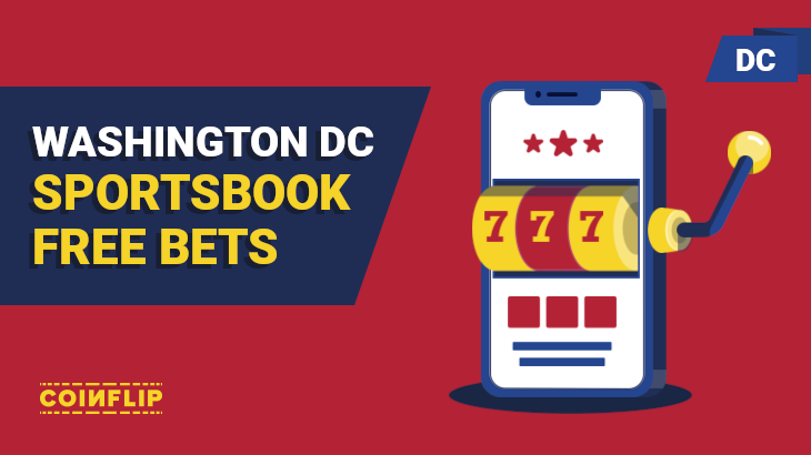 DC sportsbook free bets