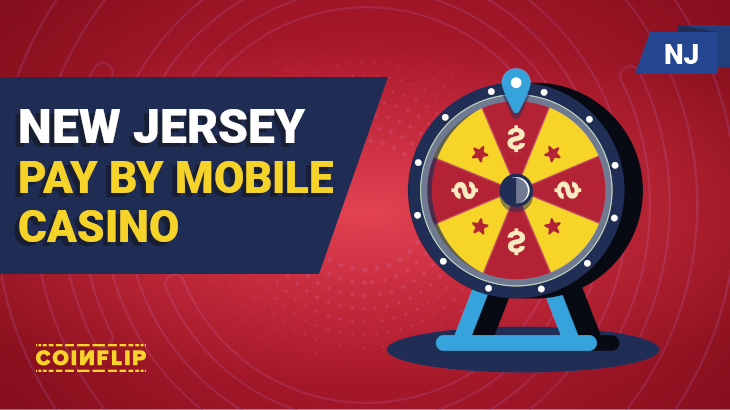 NJ pay by mobile casino