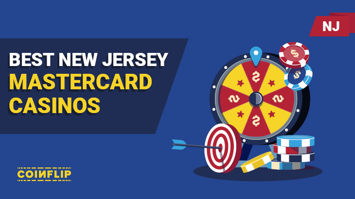 Best Mastercard casinos NJ