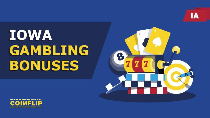 Iowa online gambling bonuses