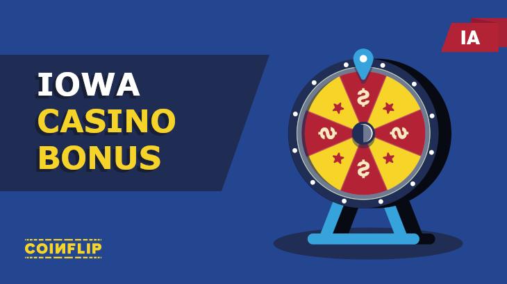 Iowa online casino bonus