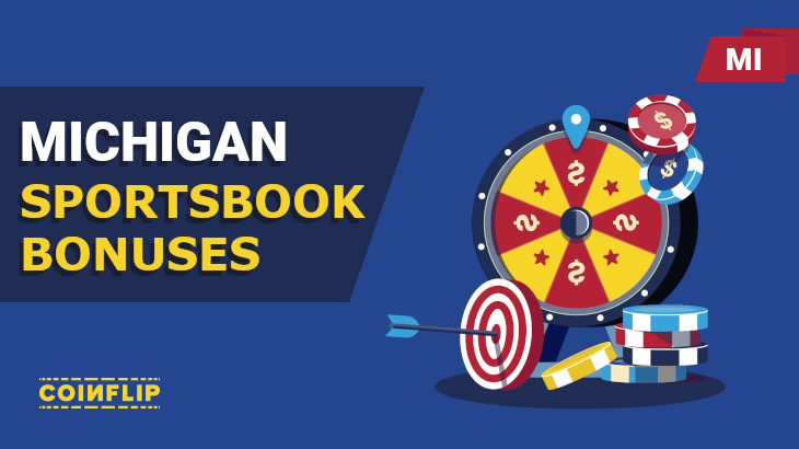 Michigan sports betting bonus
