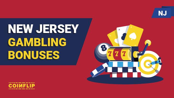 NJ gambling bonuses