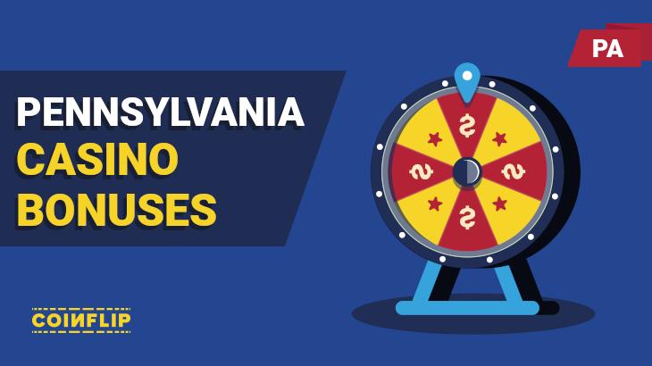 PA online casino bonus