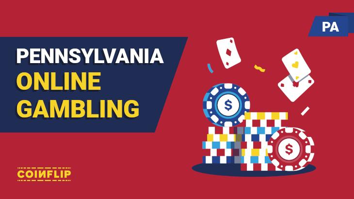 PA online gambling
