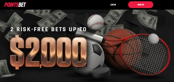PointsBet Michigan welcome offers